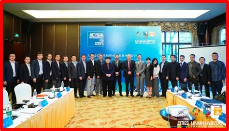 联合国人居署与上海宝山共同助力中国人工智能城市发展