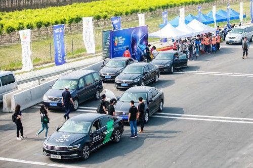 禾多科技亮相第三届世界智能大会 演示高速公路自动驾驶
