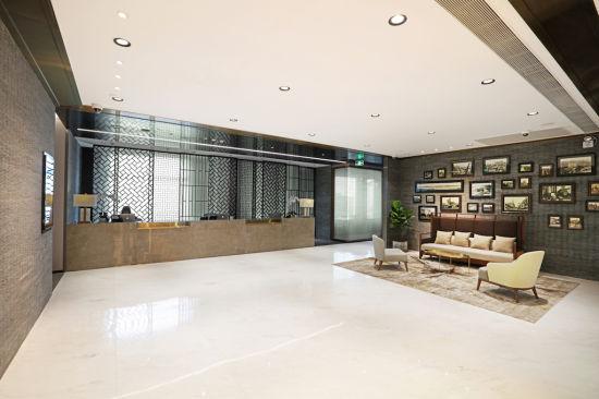 澳门赌博送98彩金:艾克商务中心上海外滩金融中心服务式办公室开业