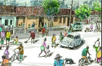 急速赛车彩票直播:《读书行路:艺术展》在沪开展_李昆武讲述《古巴》故事