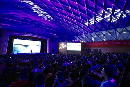 """幸运飞艇哪开的:50余海内外行业领袖共聚""""2018青春上海•造就FUTURE""""大会"""