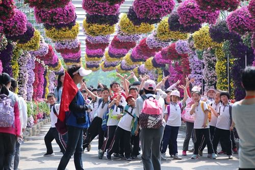pk10北京开奖直播视频:2018年五一节日期间绿化市容行业积极做好服务保障