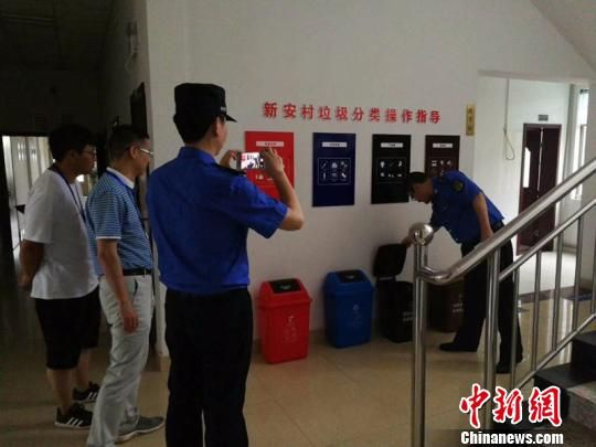 依法垃圾分类一周:上海商场、企业问题最多