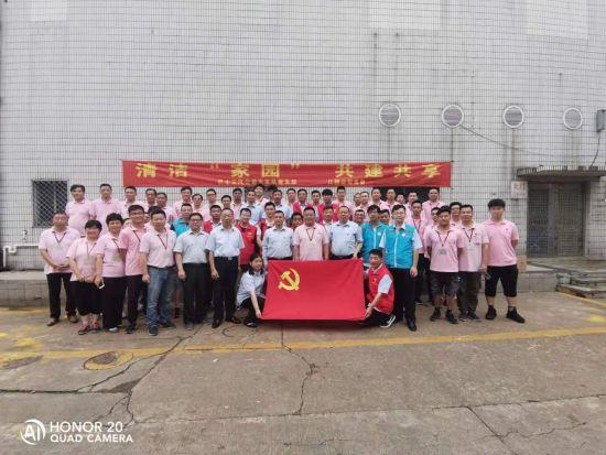 上海巴士三公司五车队强化联建共建 开创绿色环保新篇章