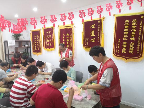 上海普陀片区建设见成效