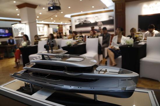 快乐8追号必中技巧:贝尼蒂在上海发布全新动力艇Oasis_135'