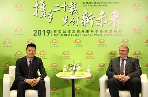 深耕中国二十年 佳沛坚持可持续发展战略