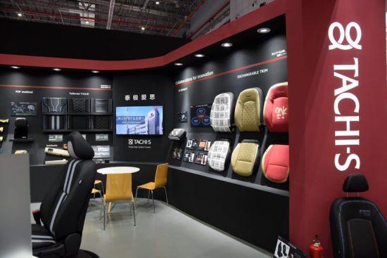 看好中国市场  泰极爱思携新锐品牌首次亮相上海车展