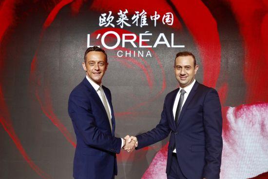 歐萊雅中國迎來新任首席執行官