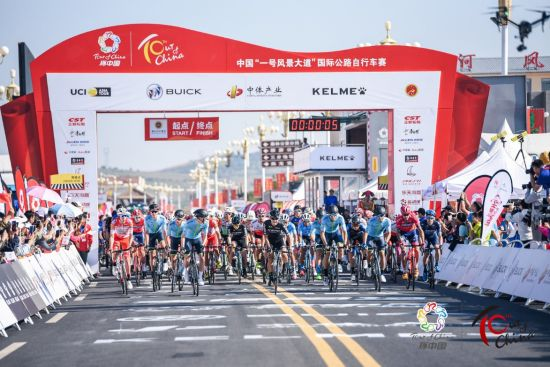同行十载 别克品牌助阵2019环中国国际公路自行车赛