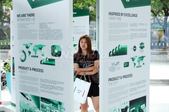 意大利技术展览会在上海举行