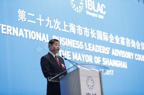 上海市长:上海已基本具备建设卓越全球城市的条件