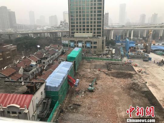 """上海市文保单位尚贤坊两排石库门房屋""""被拆"""" 将原址复建"""
