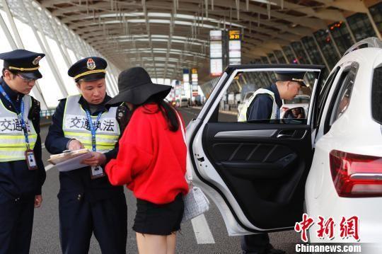金沙娱乐上全博网:上海加大非法网约车整治力度_净化营运市场环境