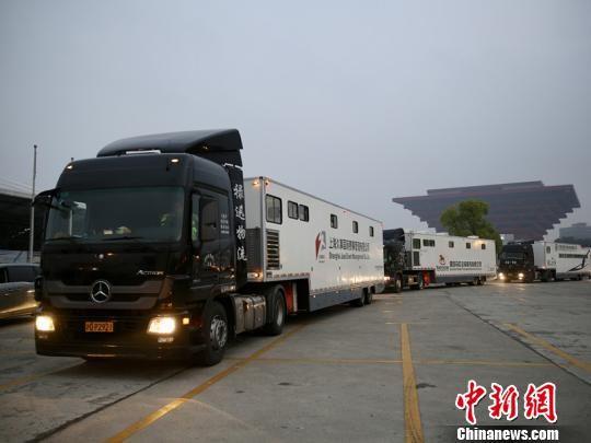 2018上海马术冠军赛倒计时 首批赛马抵沪