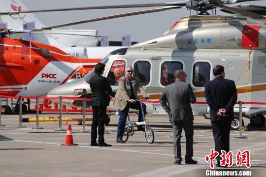 亚洲公务航空展再临上海 170多家参展商30架飞机展出