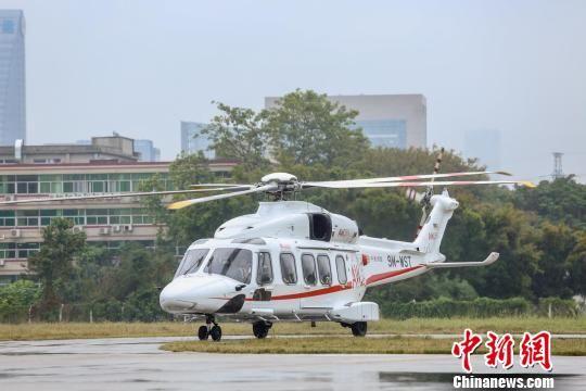 """最贵直升机和""""会飞的汽车""""将亮相进博会"""