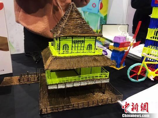 2018最新平台博彩官网国际STEM科教产品博览会举行 创新成果集中亮相