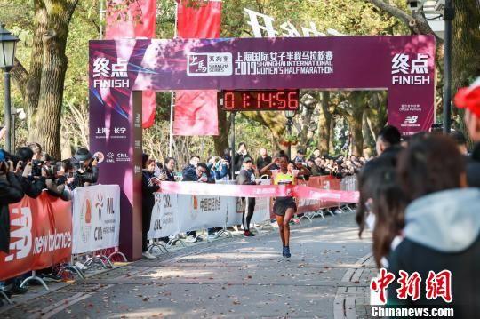 首届最新平台博彩官网国际女子半程马拉松赛开跑 埃塞俄比亚选手夺冠