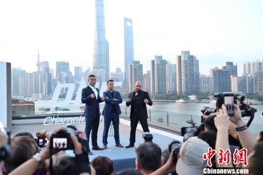 ONE冠军赛上海站即将开战 钱柜777唯一平台五员虎将信心满满