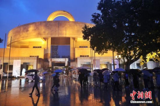 """""""博物館奇妙夜""""!上海首批夜間試點博物館開館"""