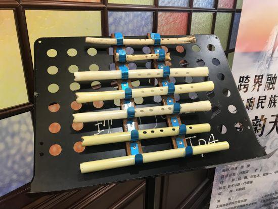 88彩票专家手机软件:大型原创交响民族器乐剧《笛韵天籁》将在沪上演