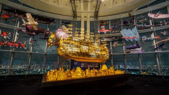 金沙娱乐手机版:吉卜力大展首次登陆中国_众多亮点首度曝光