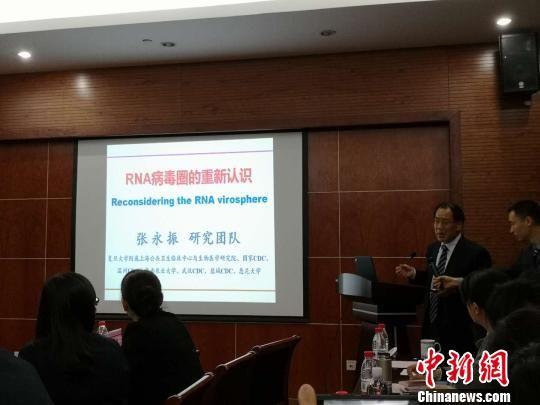 """金沙国际娱乐网址:中国学者新发现颠覆科学界对""""RNA病毒圈""""认知"""