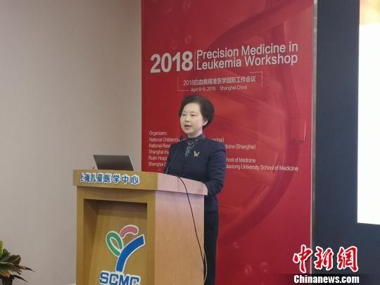 重庆时时彩代理月收入:中国儿童急性淋巴细胞白血病长期生存率接近国际发达国家水平