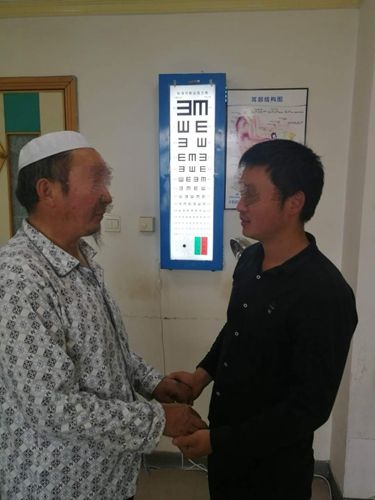 """北京快乐8为什么会输:""""儿子,我又看到你了!""""――岳阳医院援青干部王一心为青海老伯了二十年夙愿"""