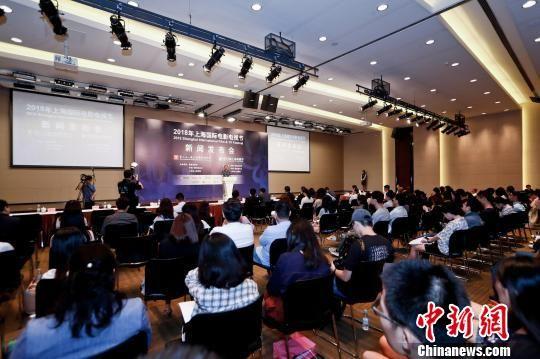澳门电子游戏网站:上海国际电影节开幕在即_约500部中外影片将在沪展映